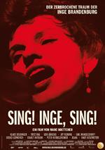 Sing! Inge, Sing! - Plakat