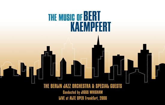 The Music Of Bert Kaempfert – conducted by Jiggs Whigham